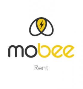 Mobee rent logo